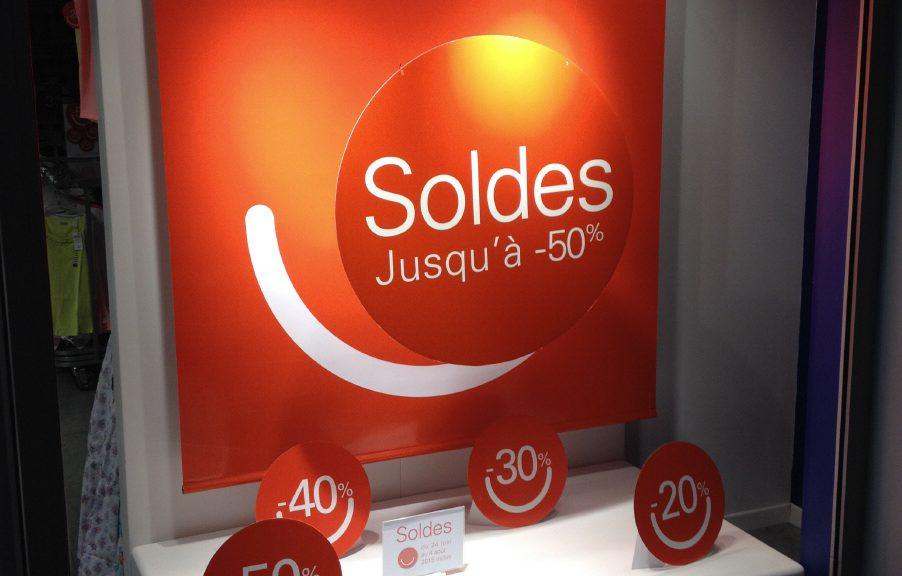 PLV Soldes